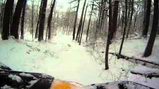 Can Am Commander Street Legal w/ Go Pro Camera On Road & Snow