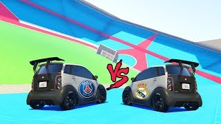 PSG REAL : COURSE STADE DE FOOT ! thumbnail