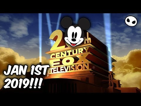 Disney will own Fox by Jan 1st, 2019!