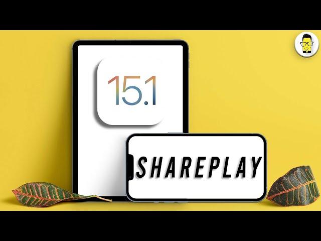 iOS 15.1 SharePlay | How to Share Your Screen on iPhone, iPad