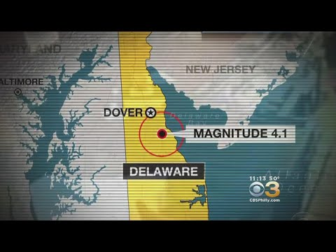 Social Media Goes Into A Frenzy After Quake Hits Delaware