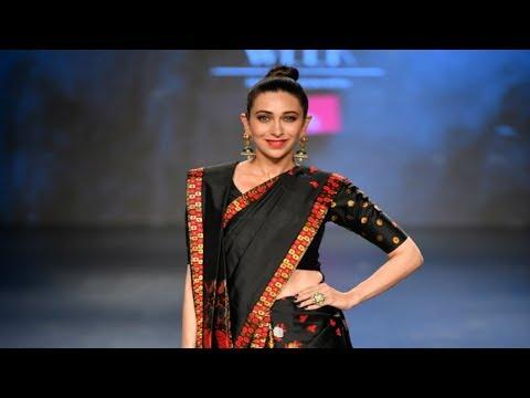 Karishma Kapoor Walks For Sanjukta Dutta | Fall/Winter 2019/20 | India Fashion Week