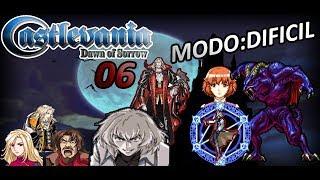 Castlevania:Dawn of Sorrow - Ep.-06 [Modo: DIFICIL] VAMOS A LLEVAR A LA ABUELA AL ASILO Y NO SE DEJA