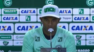 Goiás: Lateral Helder diz que clássico não se jogo e sim se ganha