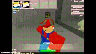 (roblox) Mario And Luigi Plays SCP Containment Breach