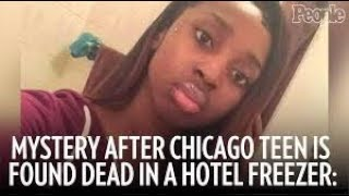 Kenneka Jenkins 9/11 Blood Sacrifice Part 1