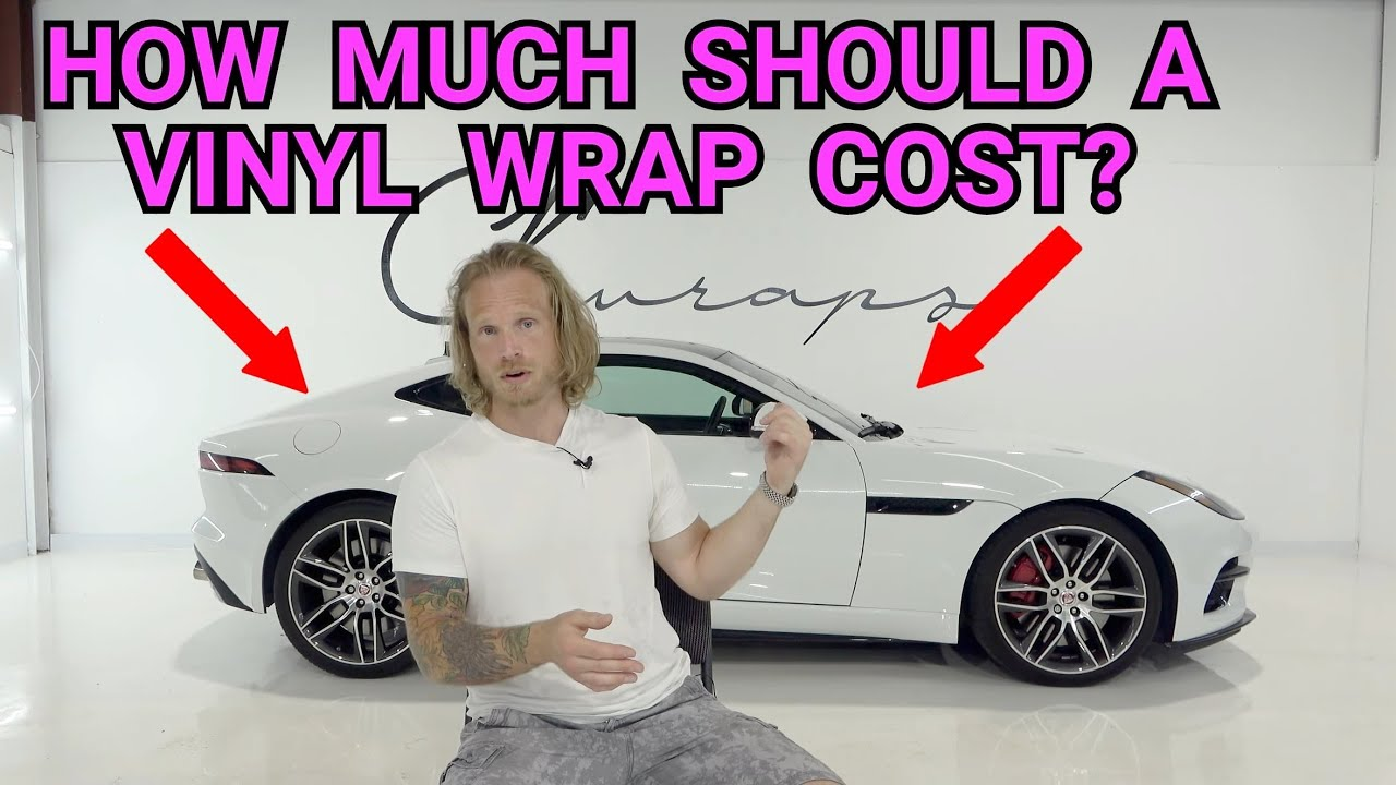 5 Reasons Why Your Vinyl Wrap Is Expensive