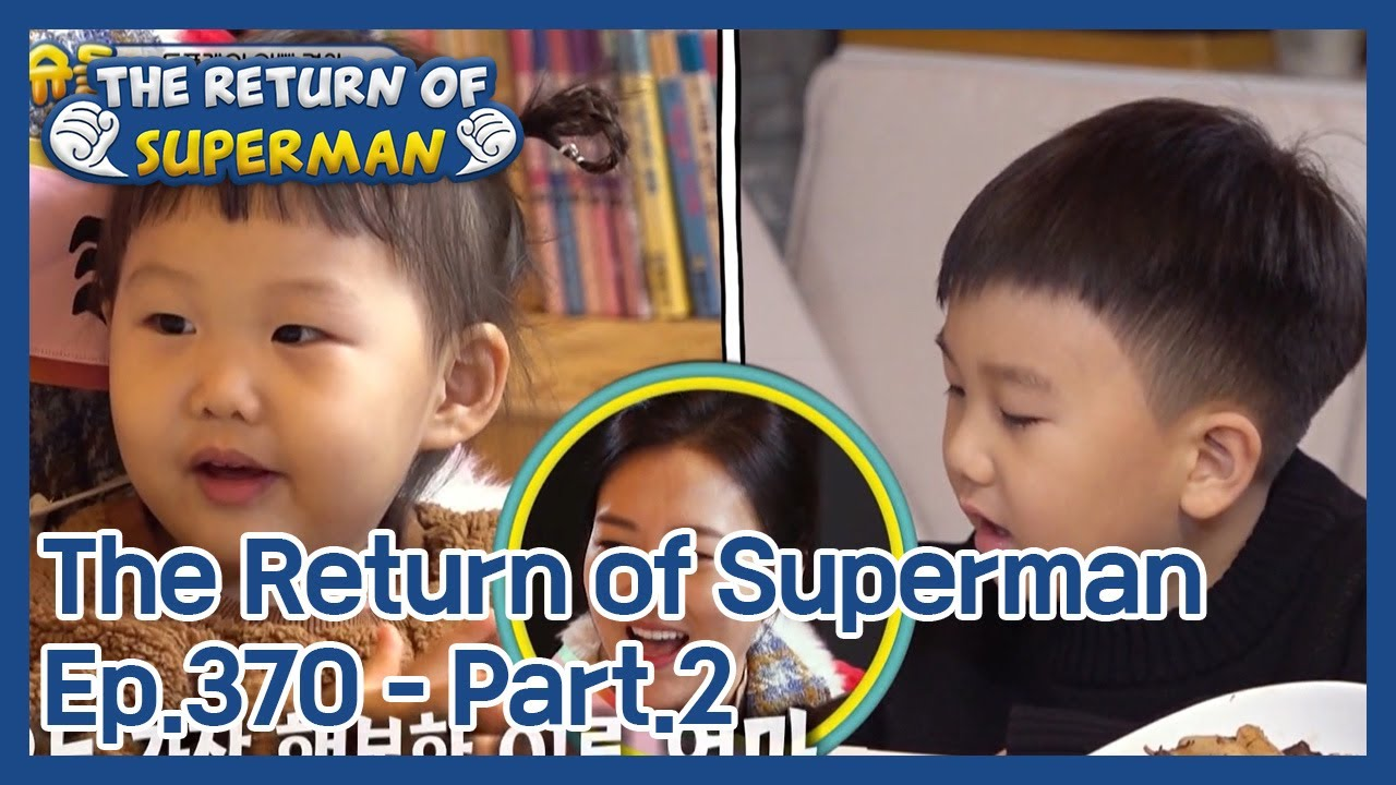The Return of Superman EP.370-Part.2 | KBS WORLD TV 210228