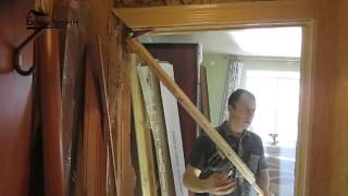 Демонтаж старой двери Часть 2(, 2016-02-07T14:39:19.000Z)