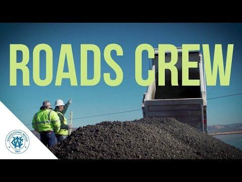 Washoe County Roads Crew