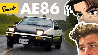 Toyota AE86 - Everything You Need to Know | Up to Speed