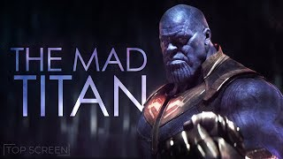Thanos - The Mad Titan