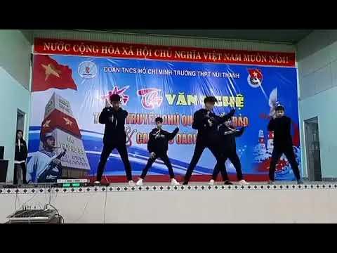DanceCover TWShine THPT Núi Thành   Trường Người Ta Official