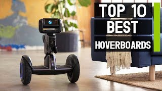 Top 10 Latest Hoverboard & Self Balancing Scooters