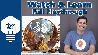 Watch & Learn: Tang Garden - Full Playthrough