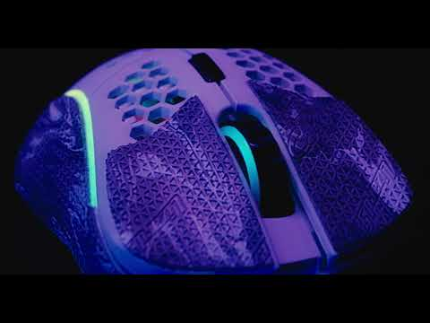 Lizard Skins DSP Controller Grip for Mice - Phantom Camo - Video
