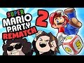 Super Mario Party - The REMATCH: Mail Men Mayhem - PART 2 - Game Grumps VS