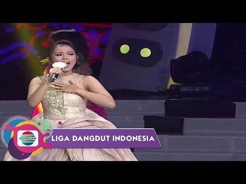 THE PERFECT! SELFI sukses raih Full Standing Ovation dan juga Bunga Cintanya Nassar | LIDA Top 5