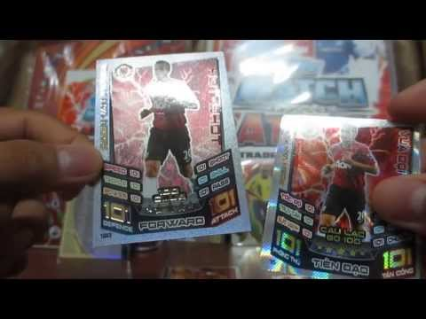 Match Attax Vietnam Review!!!!!