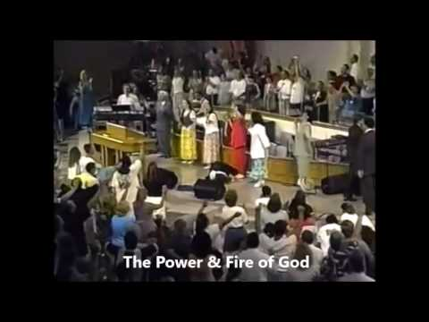 The Power & Fire of Pentecost by Steve Hill - Brownsville Revival