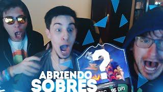 A POR LOS TOTY!!!! - Abriendo Sobres FIFA16 #4