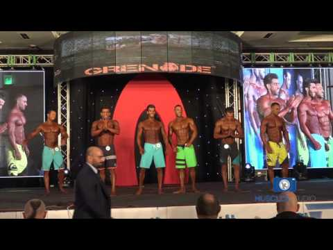 finals men's physique olympia kuwait 2016