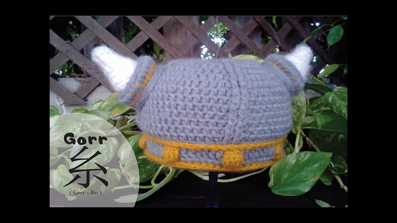 Wonderful Tommy Little Viking Doll Crochet Pattern By ... | 720x1280