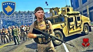GTA 5 SHQIP - Ushtria e Re e Kosovës !! - SHQIPGaming