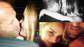 Jason statham & fiancee rosie huntington-whiteley #jasie - how long will i love you