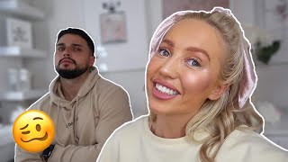 I DID MY MAKEUP HORRIBLY TO SEE HOW MY BOYFRIEND WOULD REACT! | PRANK FAIL