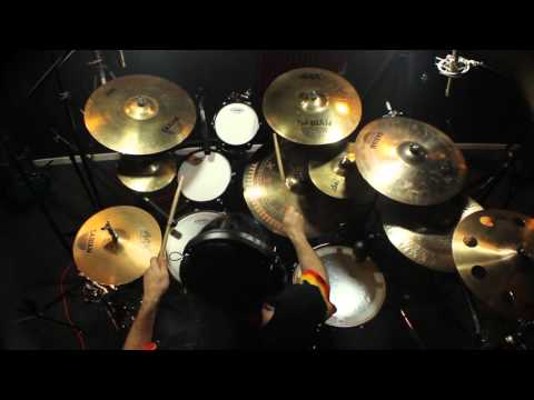 Kin | Godsmack | Inside Yourself | Drum Cover (Studio Quality)