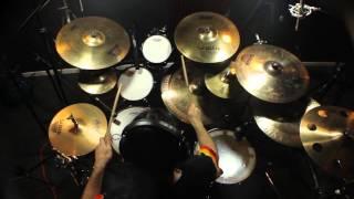 Kin   Godsmack   Inside Yourself   Drum Cover (Studio Quality)