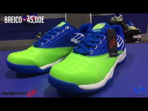 online store 67564 205e5 Zapatillas de Pádel Hombre y Mujer Bullpadell  Privee Sport