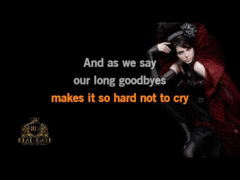 Run - Leona Lewis  RD Karaoke
