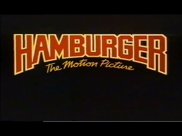 Hamburger: The Motion Picture (1986) FULL MOVIE