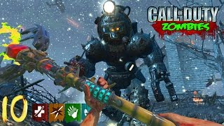 EFF YOU ORIGINS, I HATE YOU - BLACK OPS 2 ZOMBIES SOLO EASTER EGG GAMEPLAY