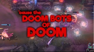 Instalok - Doom Bots Of Doom (Panic! At The Disco: Emperor's New Clothes PARODY)