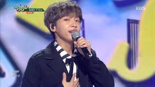 뮤직뱅크 Music Bank - BABY IT'S U - 정세운 (BABY IT'S U - JEONG SEWOON).20180126