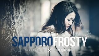 「Sapporo Frosty」 a Moses Wong Photography and Triniti Studios collaborative project