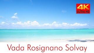 Vada Toscana 4k (Rosignano solvay marittimo spiagge bianche)