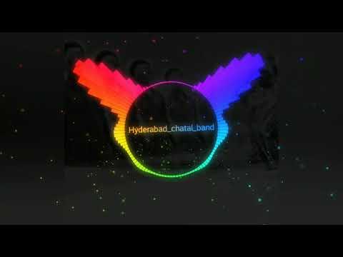 Chatal band bit drum mix by dj sai ganesh