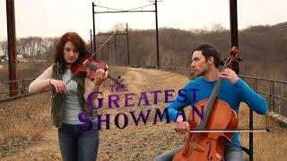 The Greatest Showman Medley | Violin & Cello Cover [+Sheets] | Duo.Hansen