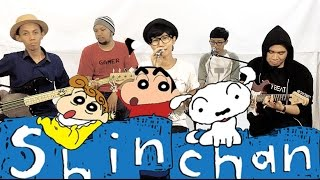 OST Crayon Shinchan (Indonesian Version Cover)