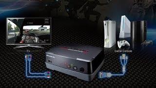 Установка и распаковка AverMedia Game Capture HD.