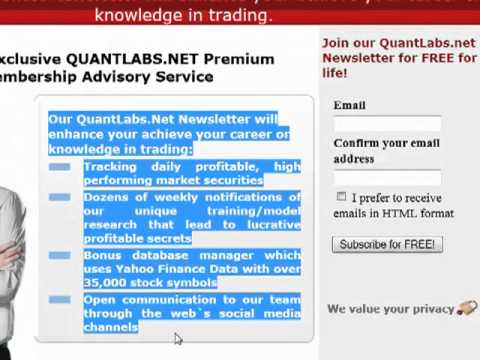 How to get started in quant finance, hft high frequency trading, automated algorithmic trading