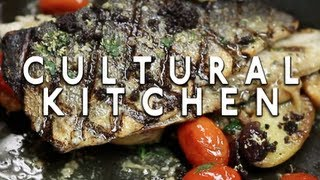 Greek Branzino Recipe With Michael Psilakis