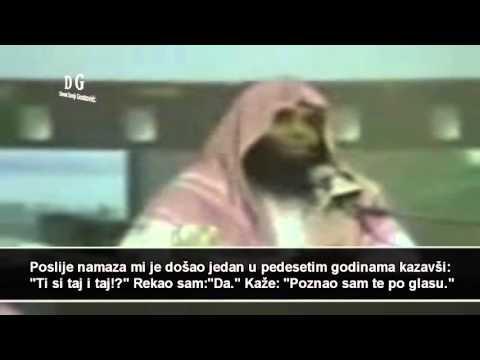 Halid Rašid na aerodromu (Smiješan događaj)