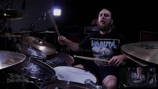 The Black Dahlia Murder - Alan Cassidy Catacomb Hecatomb Pro Shot Play Through