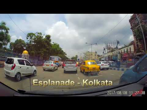 Roads Of South | Central | North Kolkata : From Bhownipore UpTo Sinthi More (Dumdum)