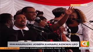 Mazishi ya Joseph Kamaru#SemaNaCitizen